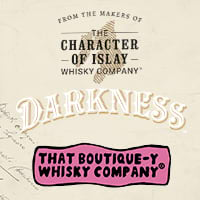 The Character of Islay, Darkness & The Boutique-Y Whisky