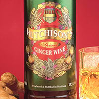 Hutchisons Ginger Wine
