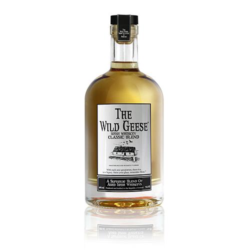 The Wild Geese Irish Whiskey Classic Blend