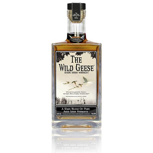 The Wild Geese Irish Whiskey Rare Irish Blend