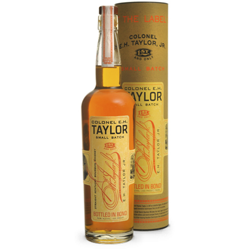 E. H. Taylor Small Batch 50% 75cl