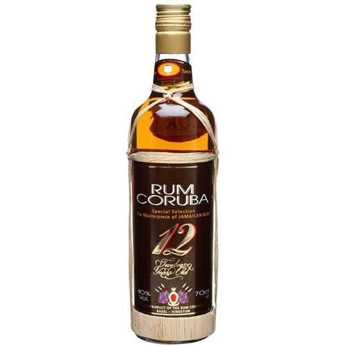 Coruba 12 Years Old Premium Jamaica Rum