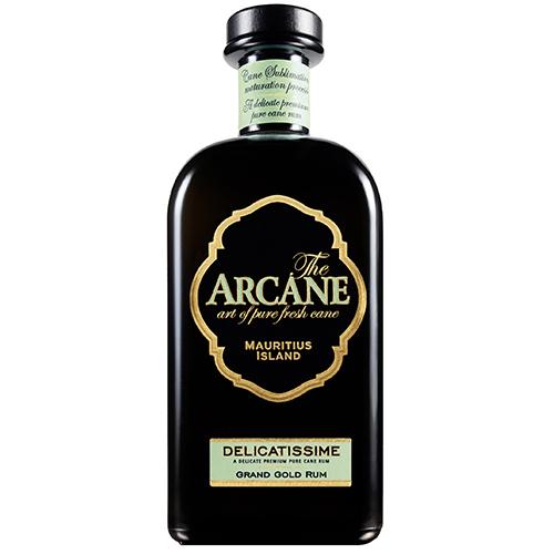Arcane Rum Delicatissime 1 år  fra Mauritius Island