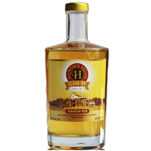 Hampden Estate Gold Rum