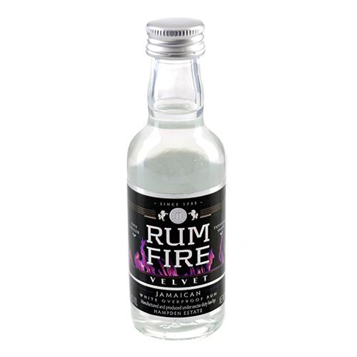 Rum Fire Velvet Overproof