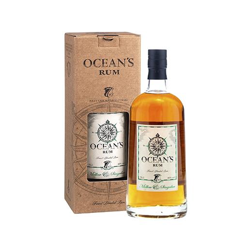 Ocean's 7 års Mellow Rum