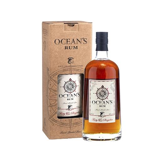 Ocean's 7 års Tasty Rum