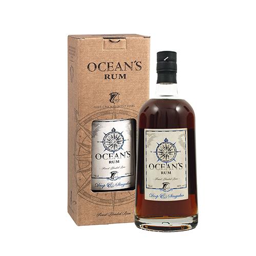 Ocean's 7 års Deep Rum