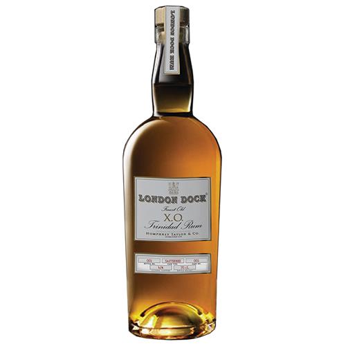 London Dock X.O. Trinidad Sauternes Cask Finish Rum 42% 70cl