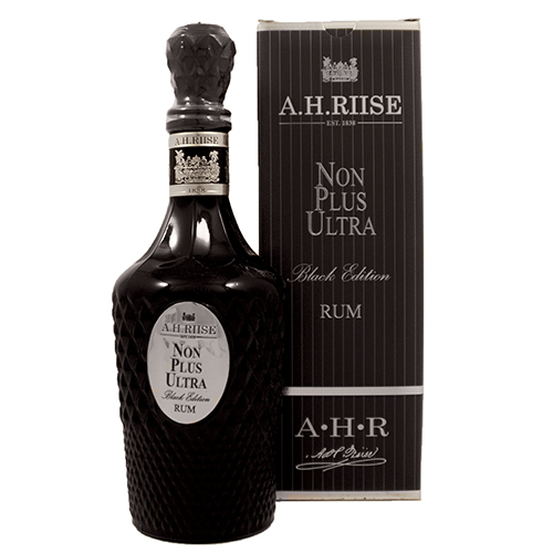 A.H. Riise Non Plus Ultra Black Edt. Rum
