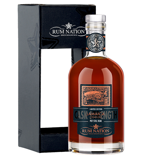 Rum Nation - Jamaica 7 år Cask Strength