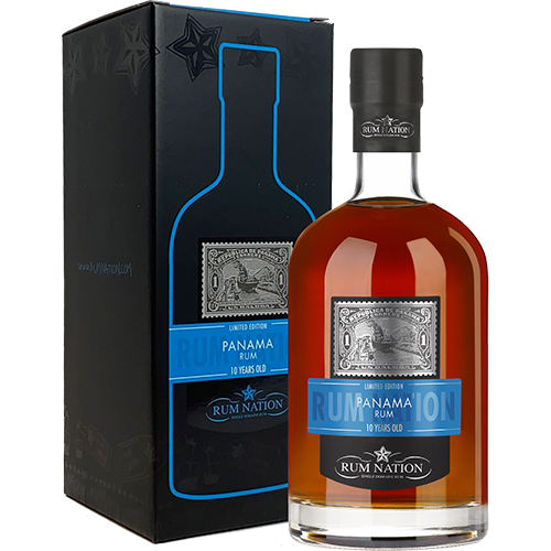 Rum Nation - Panama 10 år Release 2020