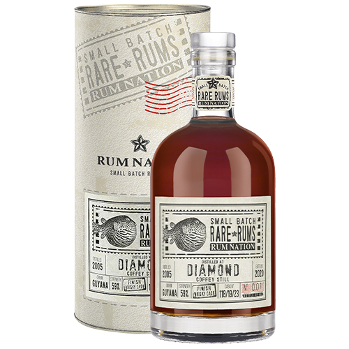 Rum Nation Rare Rums - Diamond 2005-2020 15 år
