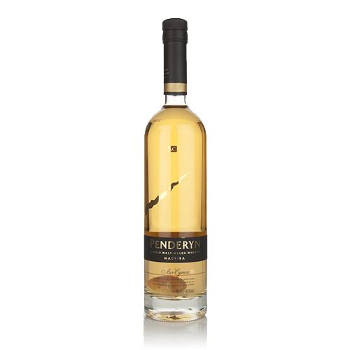 Penderyn single malt Welsh whisky - Madeira finish