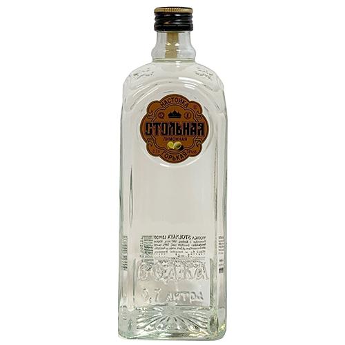 Stolnaya Lemon Russisk Vodka