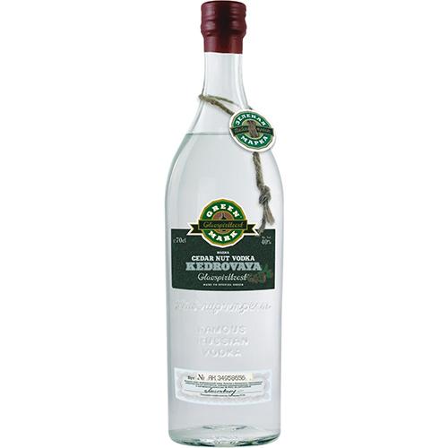 Green Mark Russian Vodka (Cedar nut)